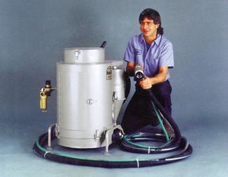 Clemco Comet Suction Vacuum Blaster
