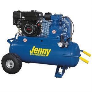 JENNY Model K5HGA-30P 5-Horsepower Honda Gasoline