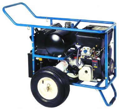 RGC Model HV1658 HydraPak Powered By Briggs & Stratton
